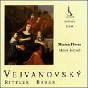 Musica Florea – Vejvanovský/Rittler/Biber