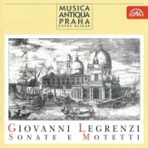 Musica antiqua Praha – Giovanni Legrenzi