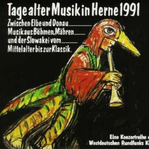 Tage alter Musik in Herne 1991 – Musica antiqua Praha