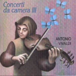 Musica Bohemica – Vivaldi – Concerti da camera III