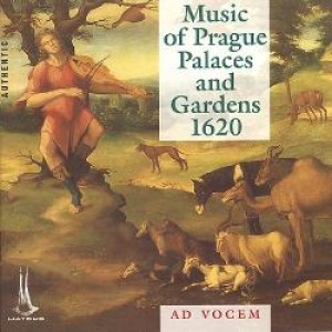 Ad vocem – Music of the Czech Palaces and Gardens 1620