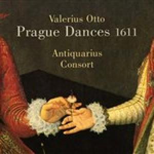 Antiquarius Consort – Valerius Otto – Prague Dances 1611