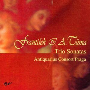 Antiquarius Consort – F. I. J. Tůma – Trio Sonatas