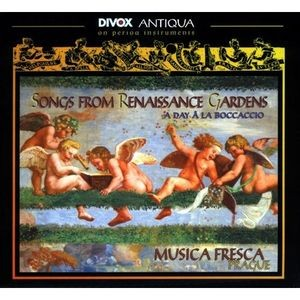 Musica Fresca – Songs from Renaissance Gardens