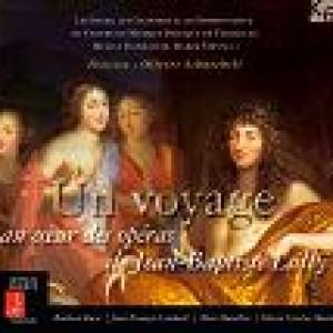 Musica Florea – J. B. Lully – Un Voyage Au coeur des opéras