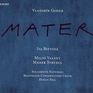 Solamente naturali/Iva Bittová – Vladimír Godár – Mater