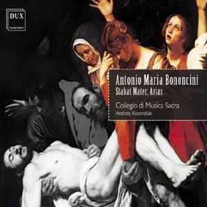 Collegio di Musica Sacra Wroclaw – A. M. Bononcini – Stabat Mater