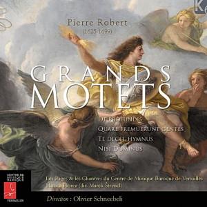 Musica Florea – Pierre Robert – Grands Motets
