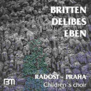Radost – dětský pěvecký sbor – Britten – Delibes – Eben