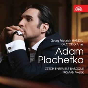 Adam Plachetka/Czech Baroque Orchestra – Handel – Oratorio Arias