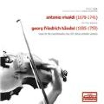 Vivaldi Orchestra Praga – Vivaldi/Handel