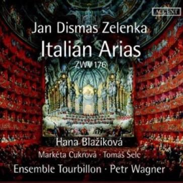 Ensemble Tourbillon – Zelenka – Italian Arias