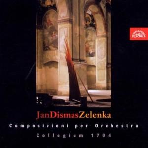 Collegium 1704 – Zelenka – Composizioni per Orchestra